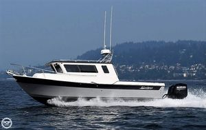 Used Sea Sport Kodiak 2600 Pilothouse Boat For Sale