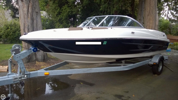 Used Bayliner 175 Runabout Bowrider Boat For Sale