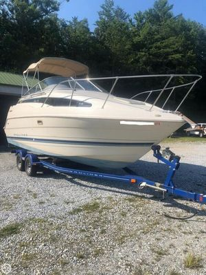 Used Bayliner 2355 Ciera Express Cruiser Boat For Sale
