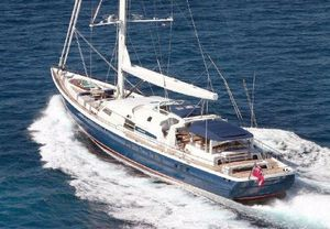 Used Pendennis 156 Motorsailor Motorsailer Sailboat For Sale