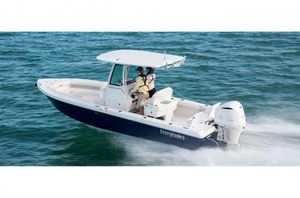 New Everglades 253CC253CC Center Console Fishing Boat For Sale