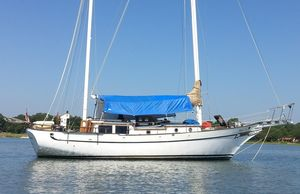 Used Formosa 41 Sea Tiger Cruiser Sailboat For Sale
