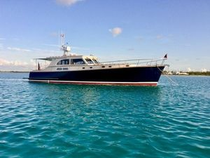 Used Vicem 58 Classic Express Cruiser Boat For Sale