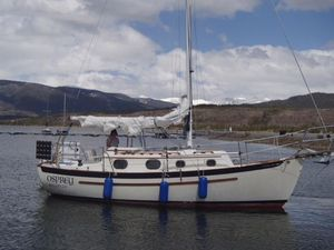 Used Pacific Seacraft DANA Cruiser Sailboat For Sale