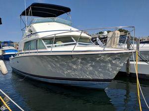 Used Bertram 33 SF Sports Fishing Boat For Sale
