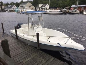 Used Vip 206 Sea Stealth Center Console Fishing Boat For Sale