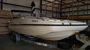 Used Hurricane Sundeck 237 OB Freshwater Fishing Boat For Sale