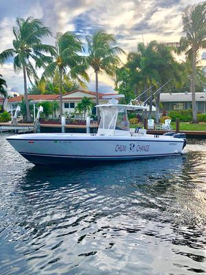 Used Intrepid 289 Center Console Intrepid Center Console Fishing Boat For Sale