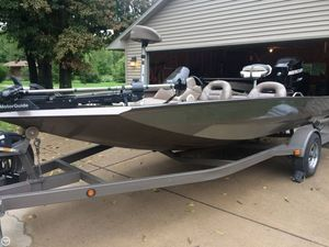 Used Xpress X17 Aluminum Fishing Boat For Sale