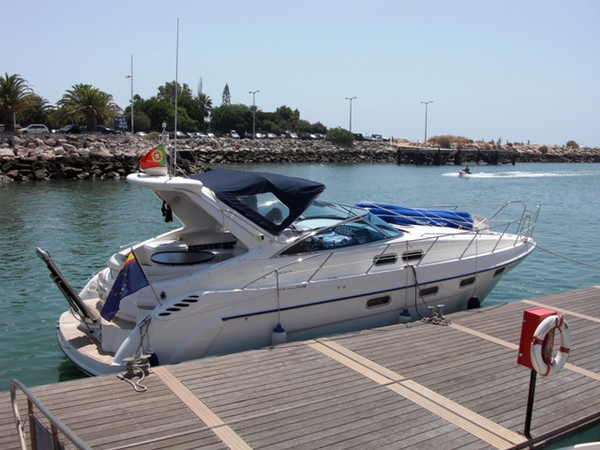 Used Sealine S37 Motor Yacht For Sale