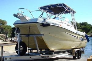 Used Sea Cat 227 Cuddy227 Cuddy Power Catamaran Boat For Sale