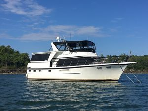 Used Defever Performance Offshore Cruiser Trawler Boat For Sale