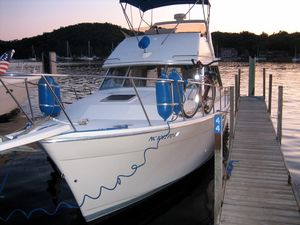 Used Bayliner 3288 Motor Yacht For Sale