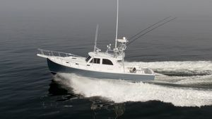 Used Wesmac 46 Downeast Fishing Boat For Sale