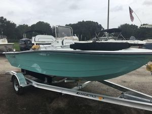 New Cape Craft 180cc180cc Center Console Fishing Boat For Sale