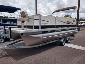 New Fiesta Pontoon Boat For Sale