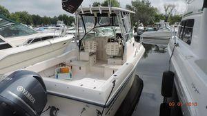 Used Grady-White Gulfstream 23 Cuddy Cabin Boat For Sale