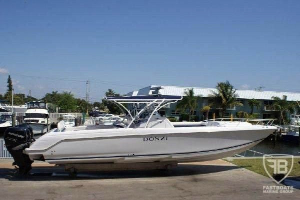 Used Donzi 38 ZF Cuddy Center Console Boat For Sale
