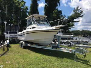 Used Grady-White 232 Gulfstream Walkaround Fishing Boat For Sale