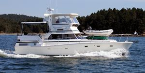 Used Viking Double Cabin 1980 / 2006 Motor Yacht For Sale