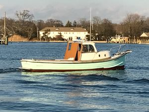 Used Custom Grover Built 28 Antique and Classic Boat For Sale