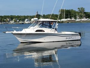 Used Grady-White Marlin 300 Sports Fishing Boat For Sale