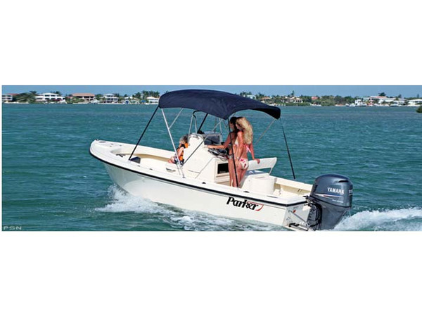 Used Parker Center Console Fishing Boat For Sale
