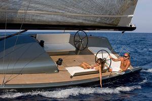 Used Brenta 42 Daysailer Sailboat For Sale