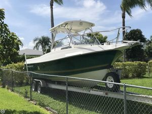 Used Aquasport 26 Tournament Master Walkaround Fishing Boat For Sale