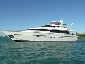 Used Mangusta Fly BridgeFly Bridge Motor Yacht For Sale
