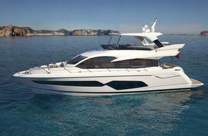 Used Sunseeker Manhattan 66Manhattan 66 Sports Cruiser Boat For Sale