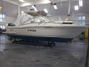 Used Scout 245 Dorado High Performance Boat For Sale