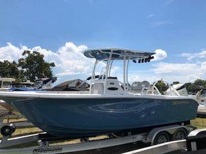 New Sea Pro 219 Deep V Center Console Fishing Boat For Sale