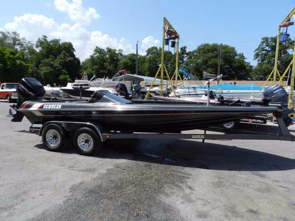 Used Gambler 209 Bass Boat For Sale