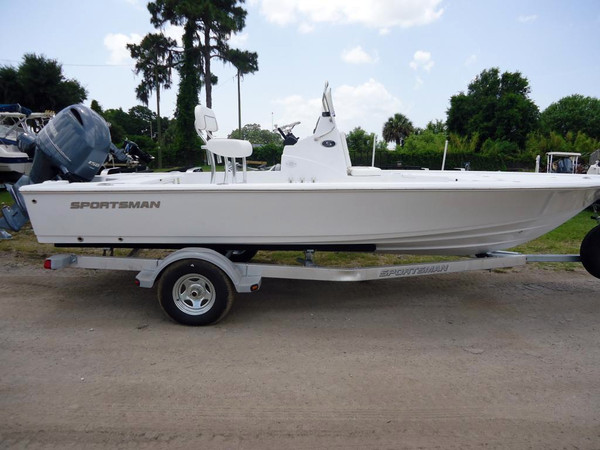 New Sportsman 214 SBX Bay Boat For Sale