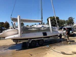 Used Corsair 750 Sprint MKII Multi-Hull Sailboat For Sale