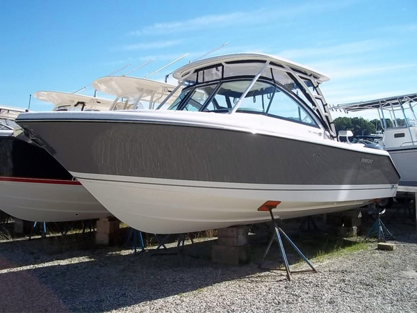 New Pursuit Boats DC 265 Bowrider Boat For Sale