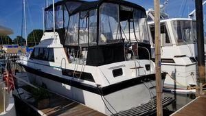 Used Silverton 40 Aft Cabin Motorsailer Boat For Sale