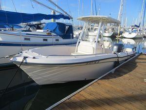 Used Grady-White Escape 209 Center Console Fishing Boat For Sale