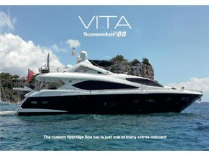 Used Sunseeker 88 Motor Yacht For Sale