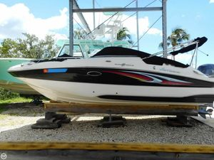 Used Hurricane SD2200 Deck Boat For Sale