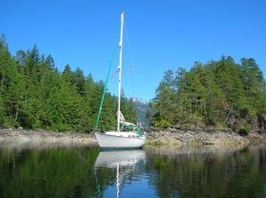 Used C&c Landfall Cruiser Sailboat For Sale