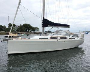 Used Hanse 345 Cruiser Sailboat For Sale