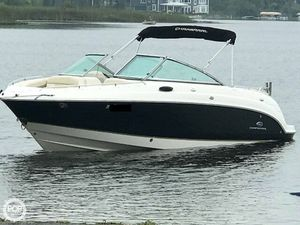 Used Chaparral 256 SSi Bowrider Boat For Sale