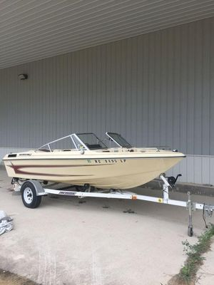 Used Starcraft 1717 Runabout Boat For Sale