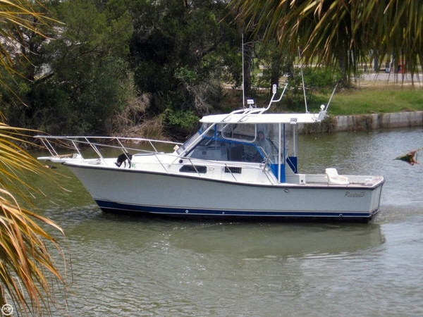 Used Rampage 31 Sports Fishing Boat For Sale