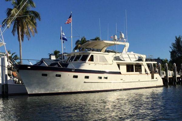 Used Grand Alaskan 60 Motor Yacht For Sale