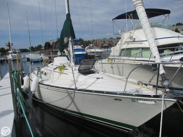 Used C & C Yachts 33 Sloop Sailboat For Sale
