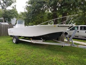 Used Custom Commercial Boat For Sale