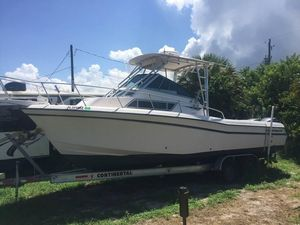 Used Grady-White Sailfish 27 Center Console Fishing Boat For Sale